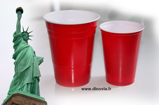 petit red cup rouge arrive en France
