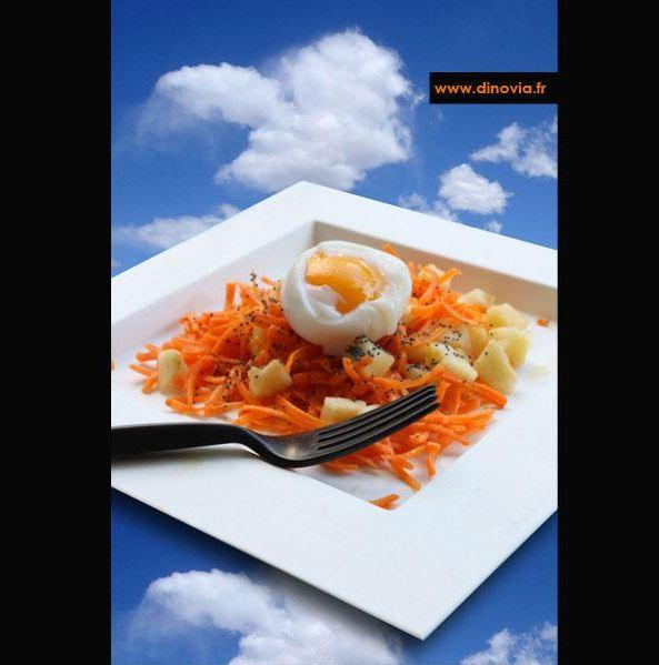 Assiette Jetable DESIGN TABLO chez Dinovia et c'est nouveau