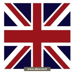 serviette papier grande bretagne great britain flag