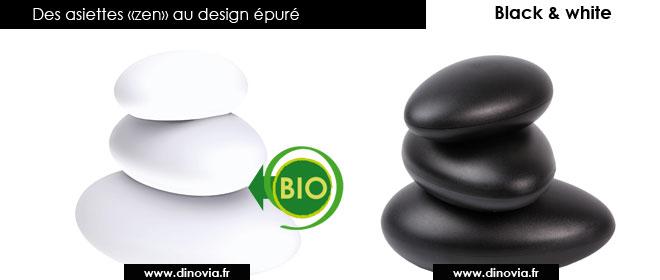 assiette plastique design