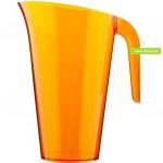 pichet orange pour collectivité