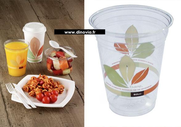 vaisselle-plastique-recyclé