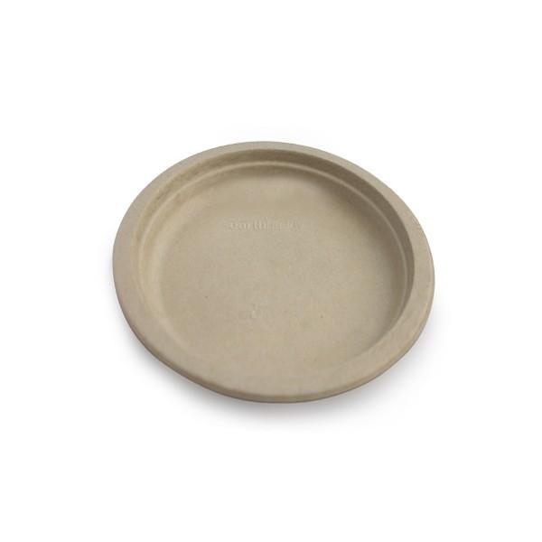 assiette en canne a sucre 18 cm