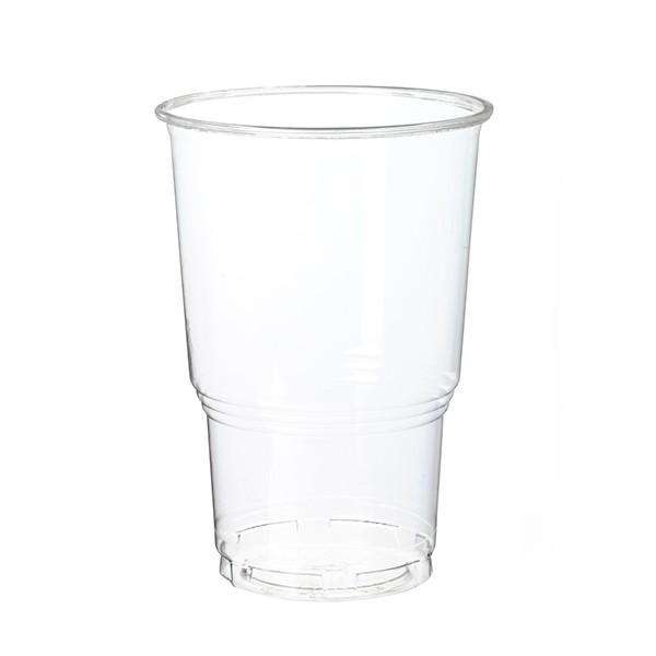 Gobelet plastique Cristal 23 cl