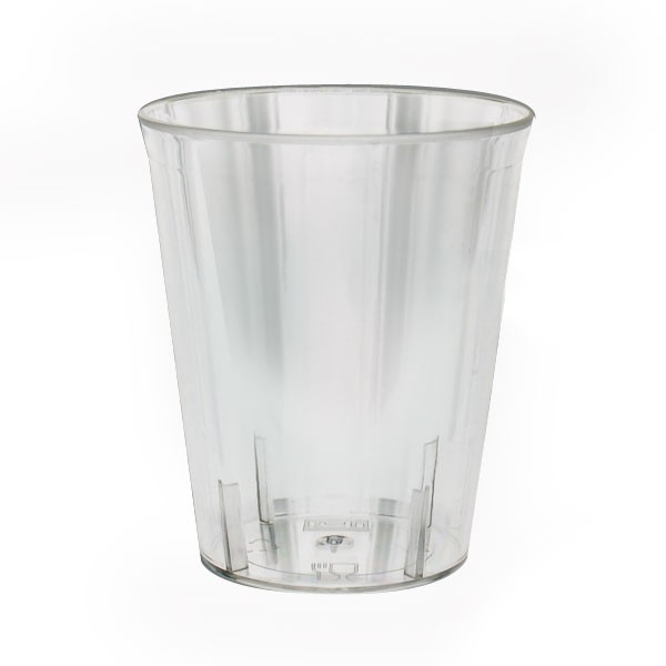 verrine transparente jetable