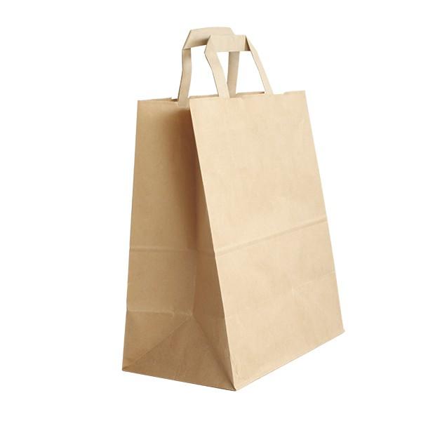 sac kraft pour la vente a emporter
