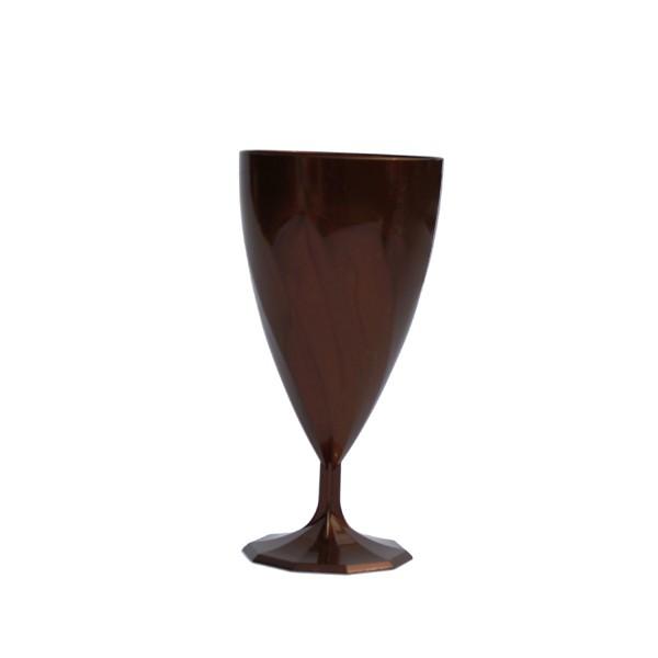 Verre à vin ROYAL MARRON 15 cl