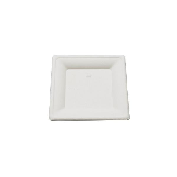 Assiette carrée CANNA 15 cm