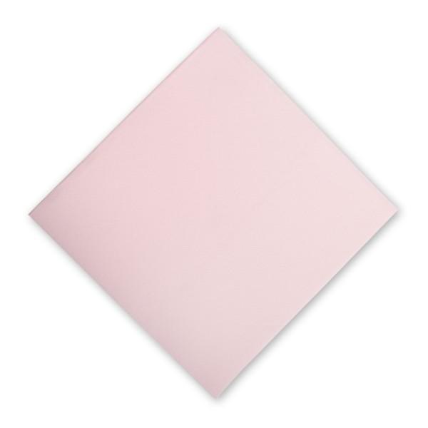serviette intissée rose poudree