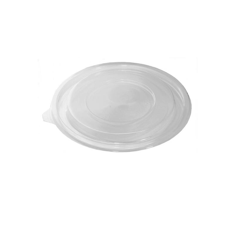 couvercle plat pour saladiers jetables 750 ml et 1000 ml