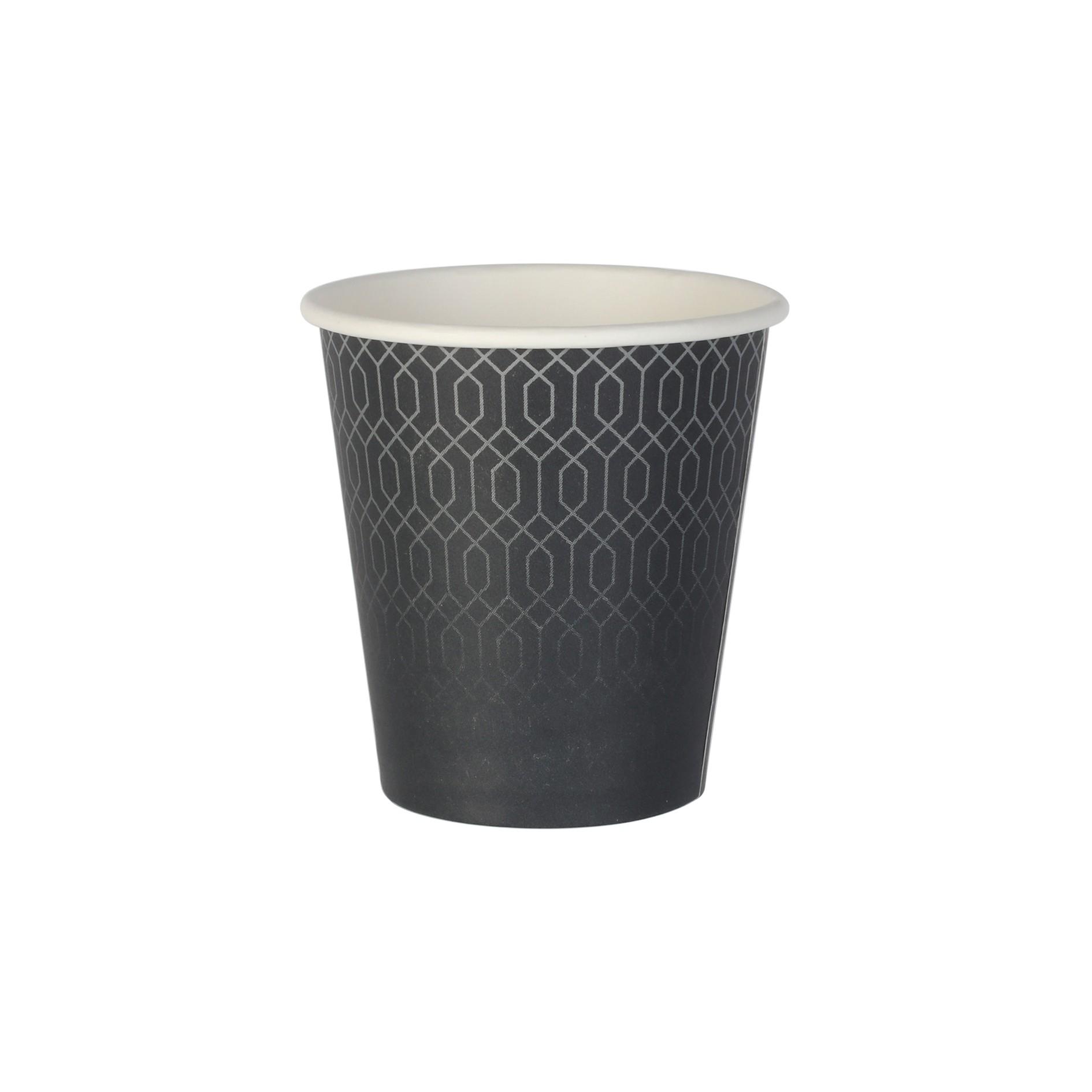 gobelet carton café noir 20 cl