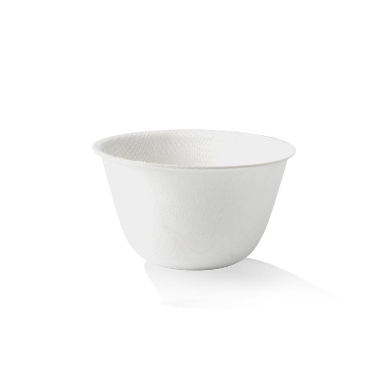 bol compostable en canne à sucre