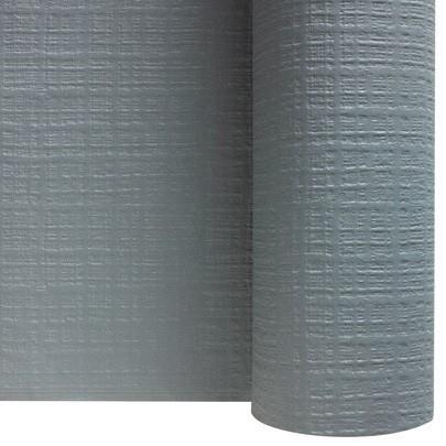 Rouleaux papier toile de lin gris