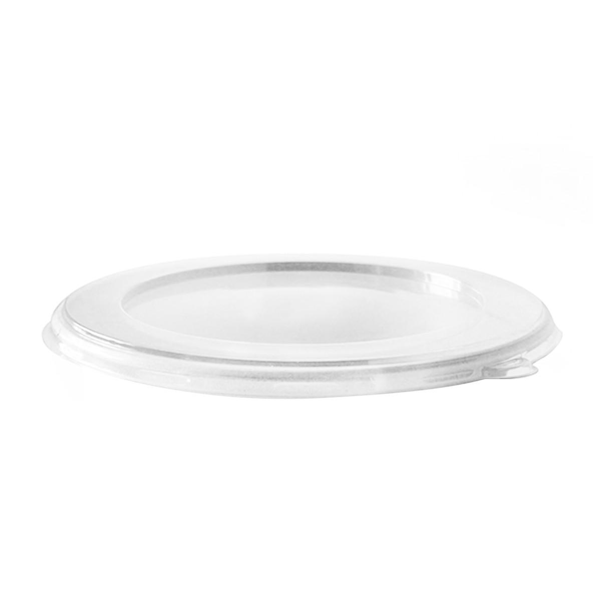 Couvercle plat pour saladier jetable 4.5L