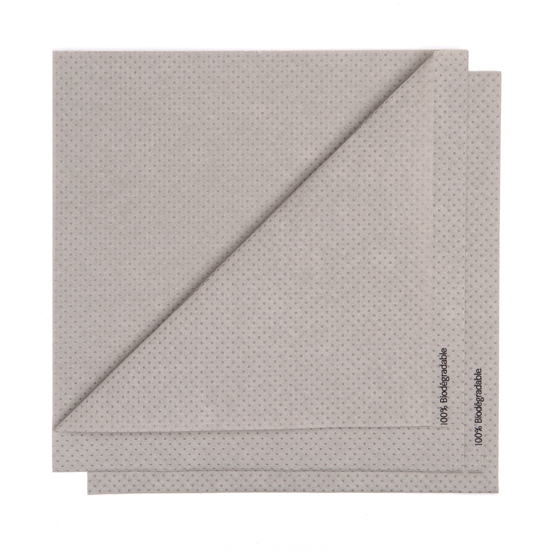 serviette compostable grege