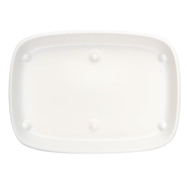 Assiette grand modèle plateau-repas
