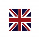 Serviette jetable UNION JACK 25 cm