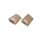Sachet kraft brun sandwich/dessert 143X210 avec Serviette Blanche
