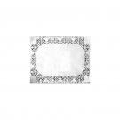 papier dentelle blanc pâtisserie 20x30