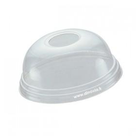 Couvercle dome avec trou pour POLARITY 20 et 25 cl