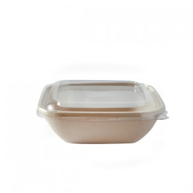 Barquette carrée TERRA NOVE 750 ml