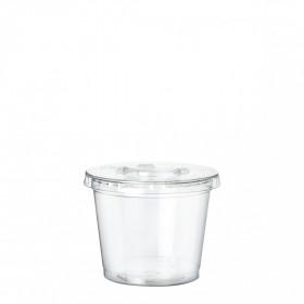 Pot à dessert 20 cl recyclable en RPET