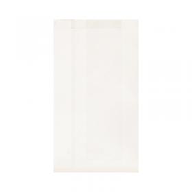 Sachet Kraft Blanc 17x35 cm