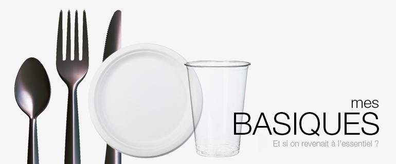 vaisselle basique