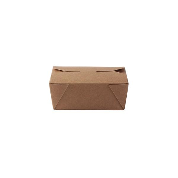 Boite repas carton 480 ml