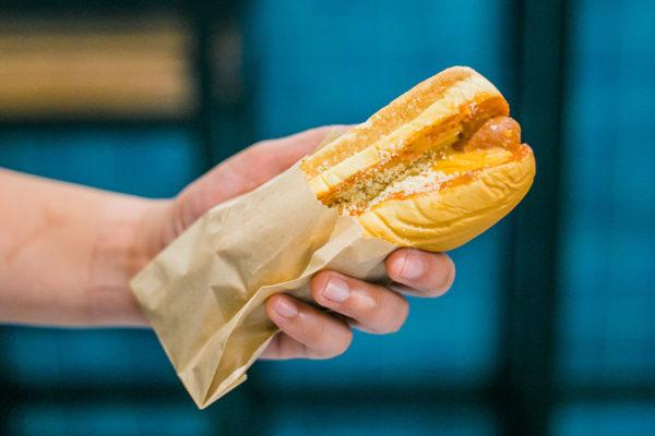 Emballage sandwich vente à emporter