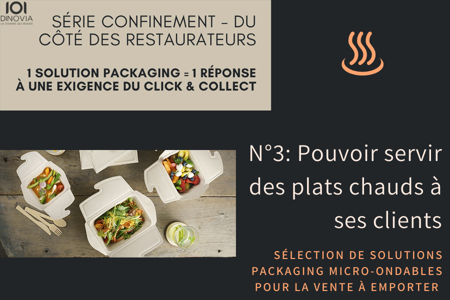 Emballage alimentaire micro ondable