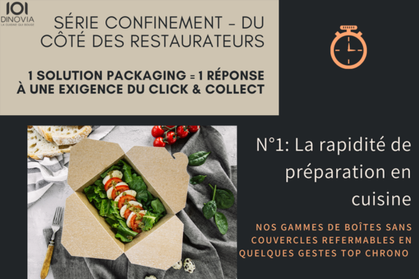 emballage alimentaire vente a emporter