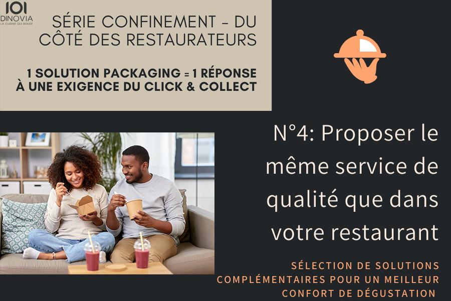 Vente à emporter restaurant: tous nos conseils packaging