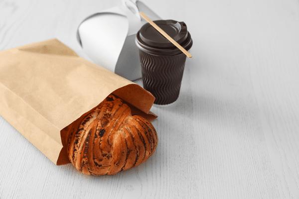 emballage snacking pour petits déjeuners