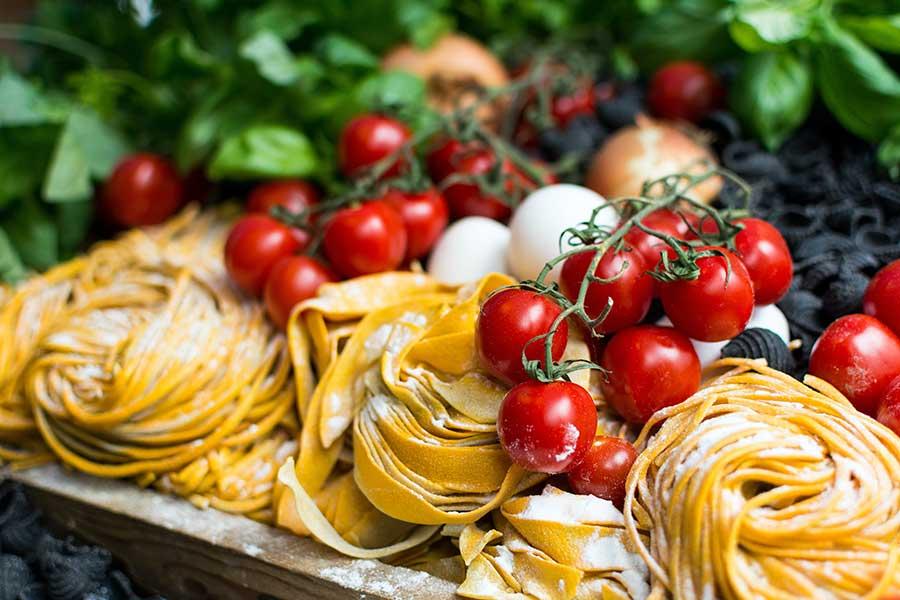 Emballage alimentaire pour restaurants italiens et pizzerias