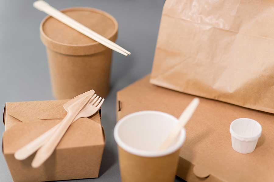 Les avantages de l'emballage carton alimentaire pour la restauration rapide