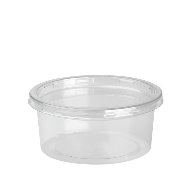 pot dessert plastique 21 cl