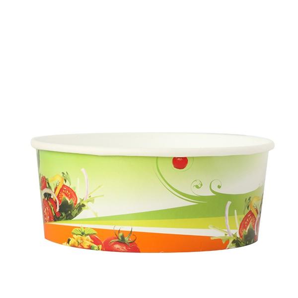 boite a salade carton imprimé 75 cl vente a emporter