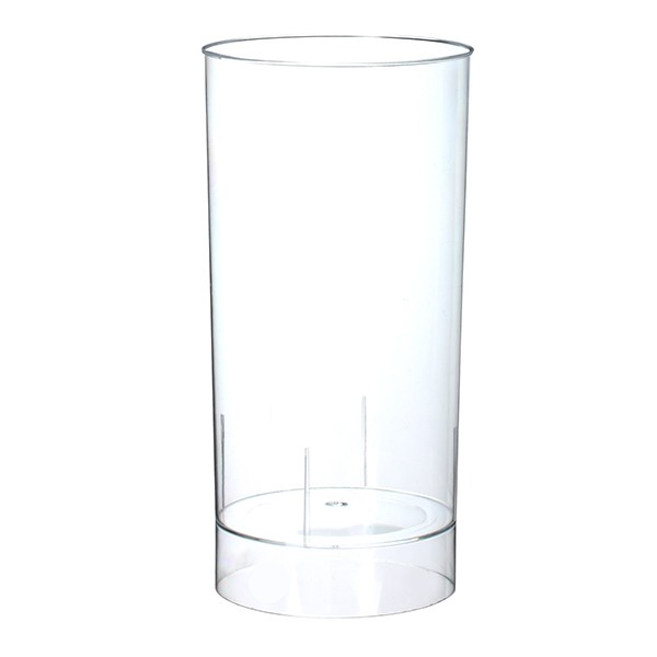 grand verre jetable 20 cl