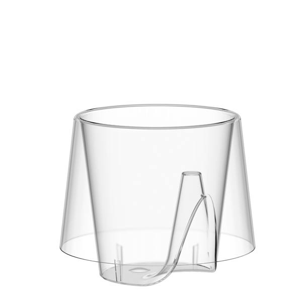 tasse en plastique jetable