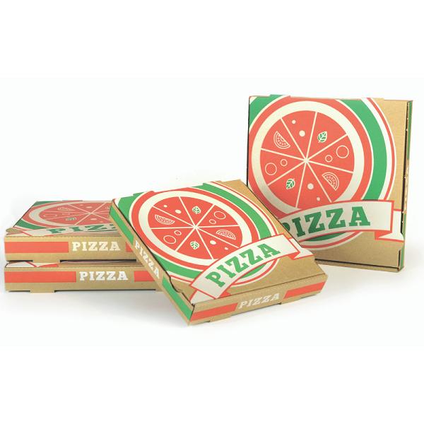 boite pizza jetable