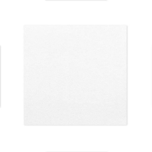 serviette-papier-restaurant-blanche-24-cm