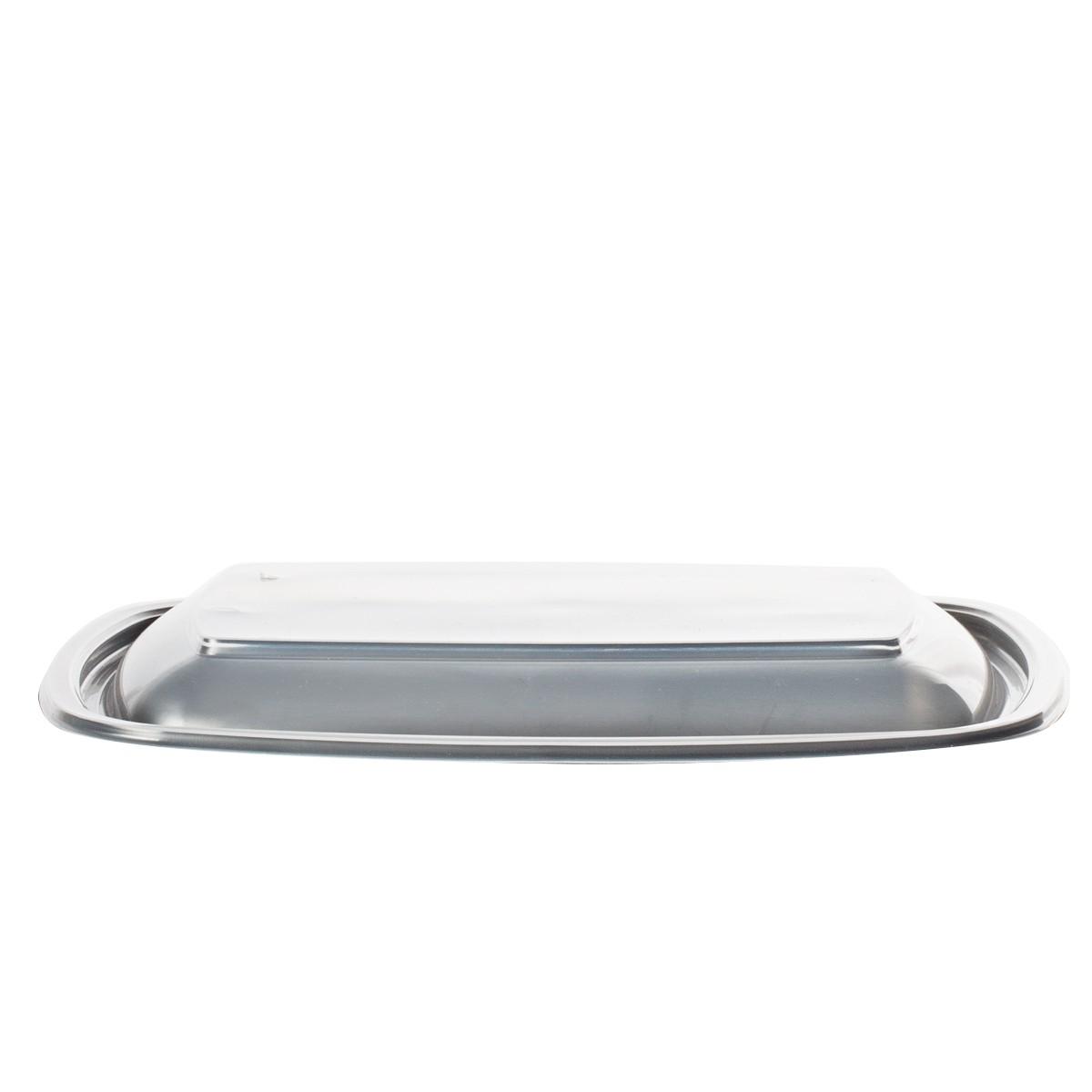 Couvercle pour boite rectangulaire Micro ondable 60 et 90 cl