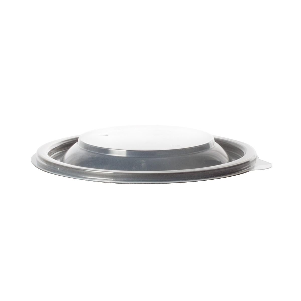 Couvercle plat pour Barquette COCOTTE Ronde 37.5 cl par 500