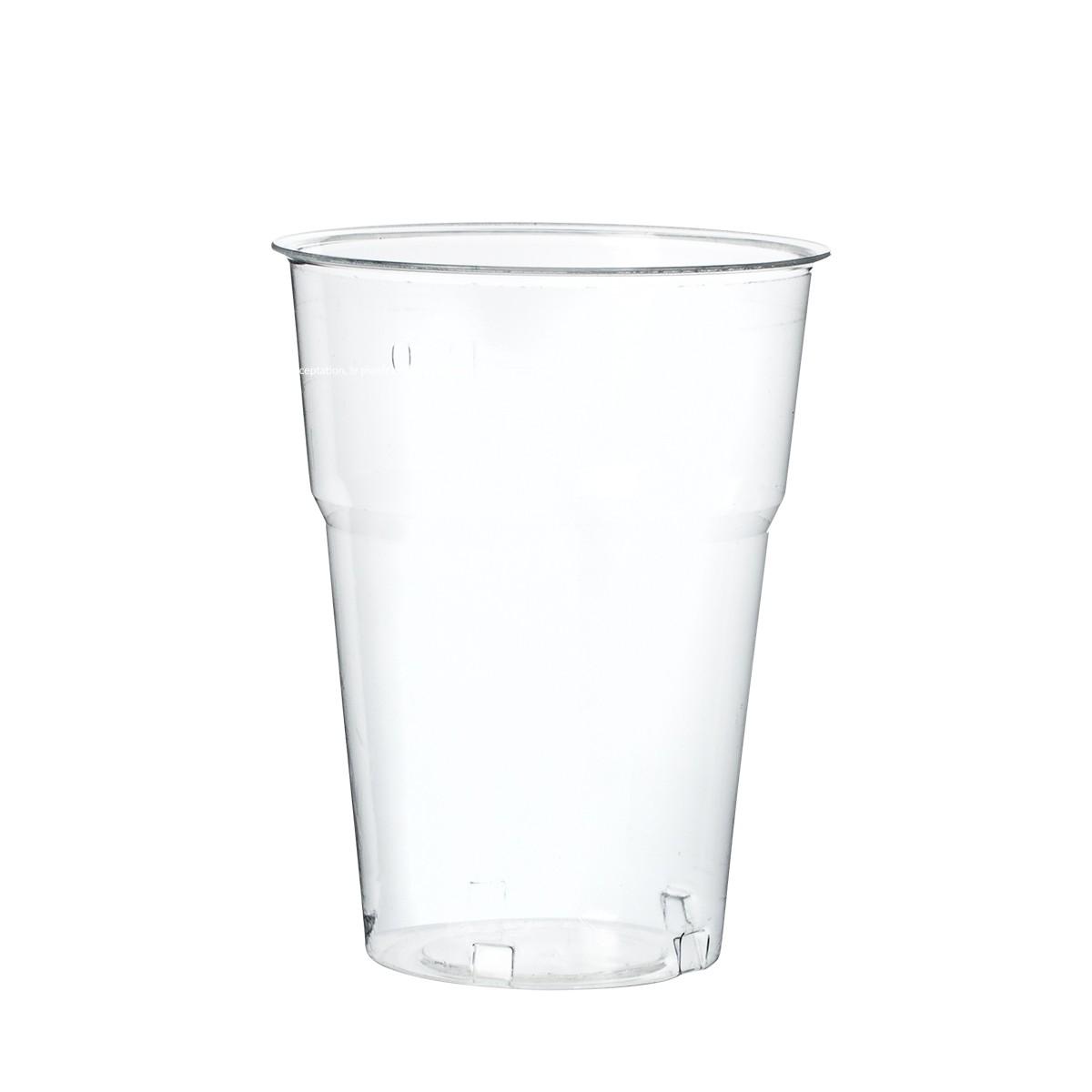 gobelet réutilisable 20 cl