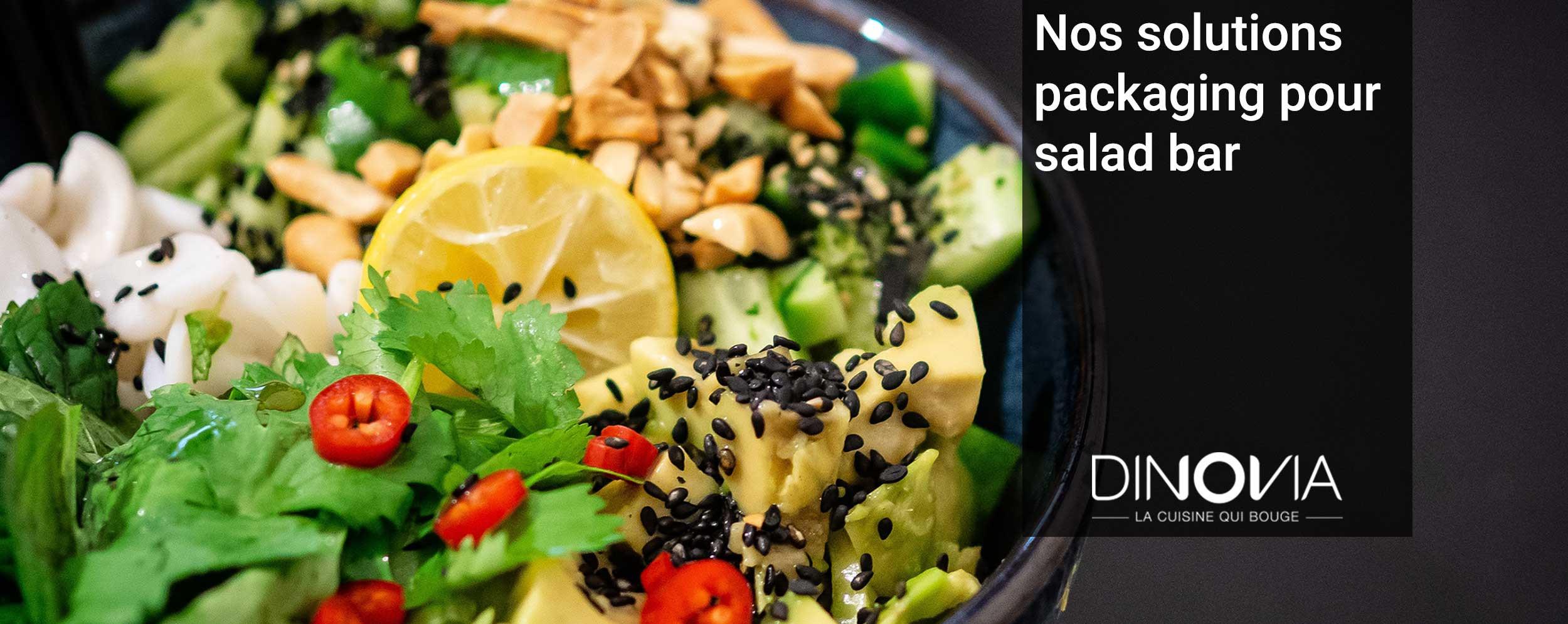 emballage salade vente a emporter