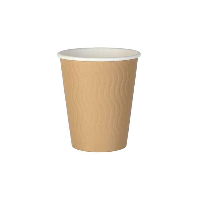 gobelet café carton ondulé double paroi 20 cl