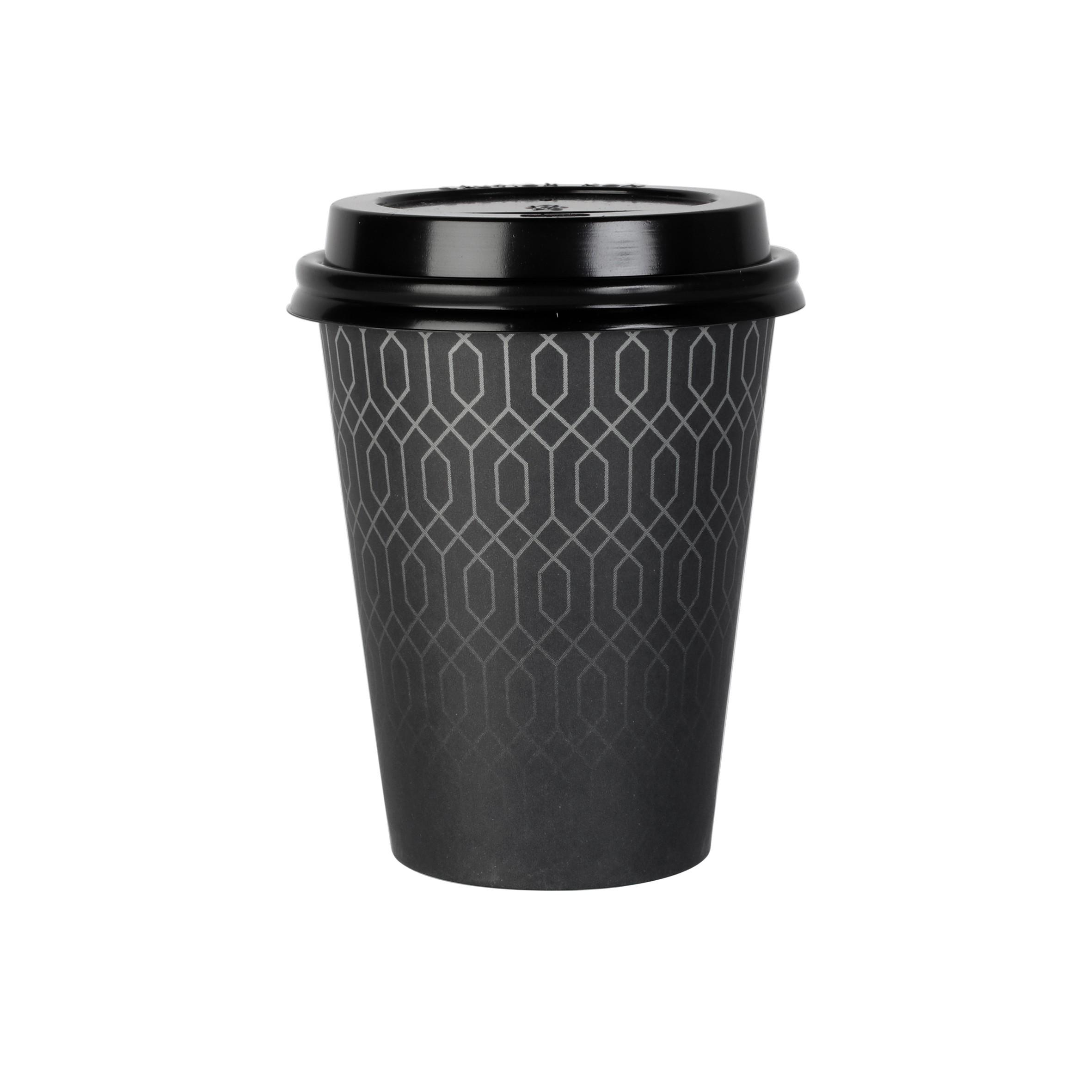 gobelet carton café jetable 35 cl avec couvercle