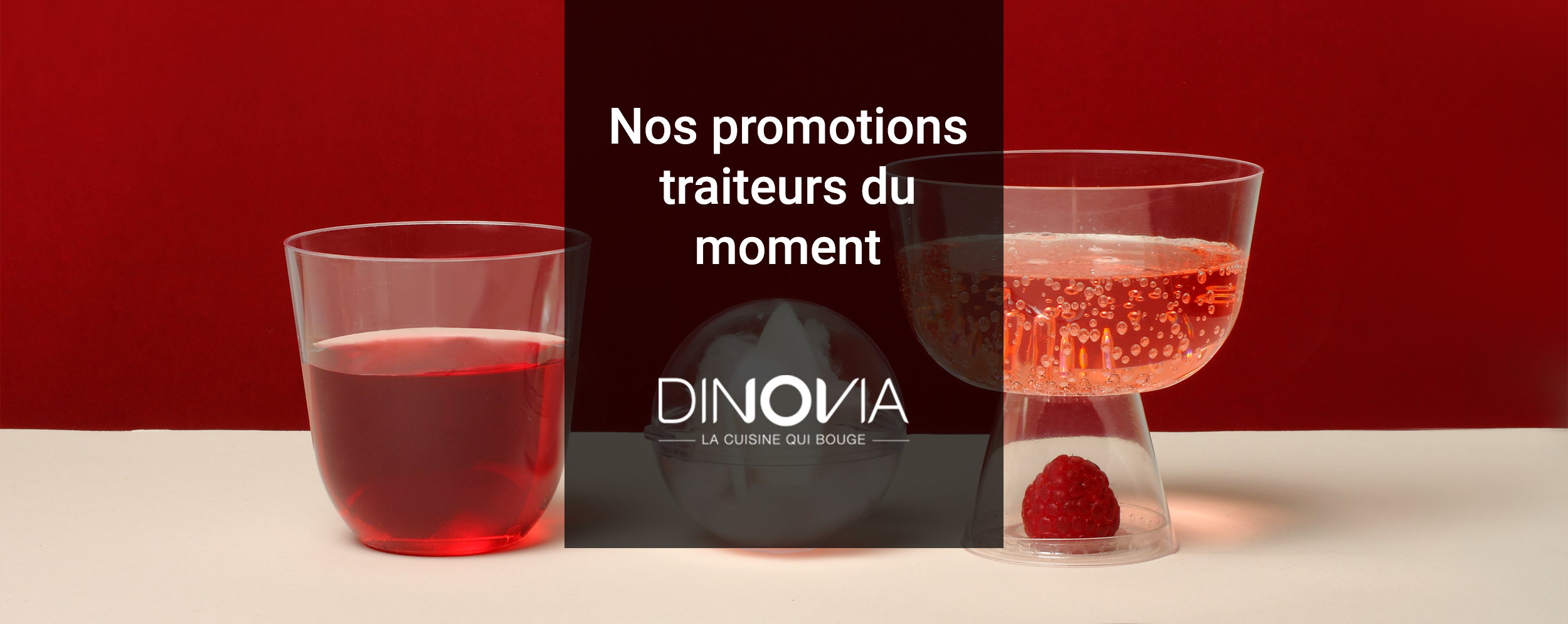 Nos promotions traiteur