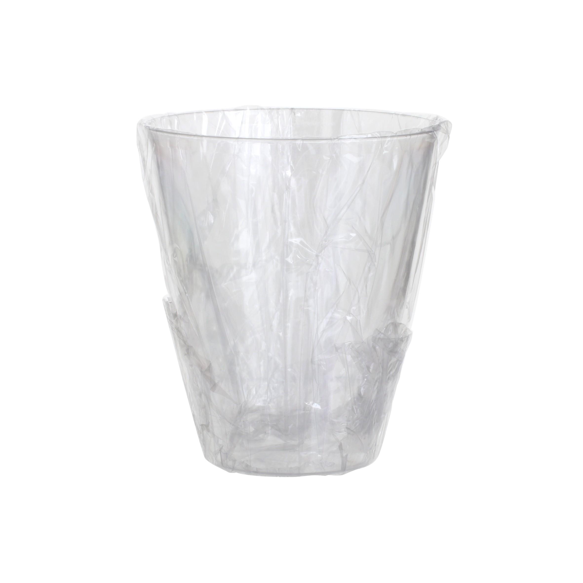 Verre cristal KONIK 20 cl emballé individuellement